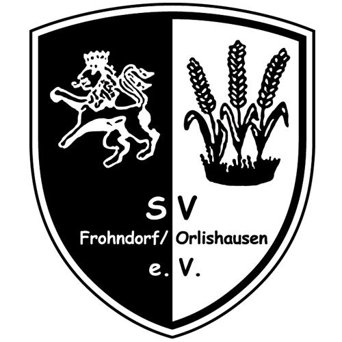 Website Des SV FrohndorfOrlishausen Ber Uns Anfahrt